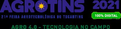 Agrotins 2021 - 21ª Feira Agrotecnológica do Tocantins